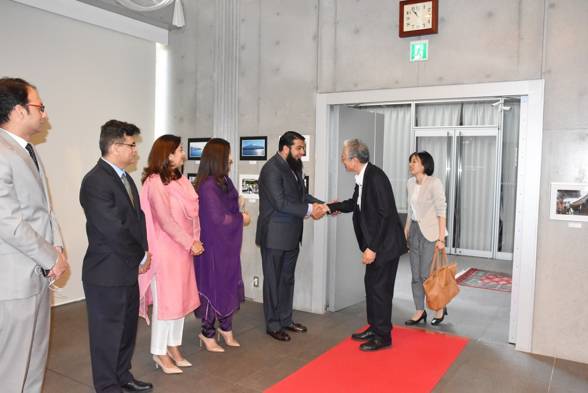 Japan through a Pakistani Lens | Pakistan Embassy Tokyo Japan
