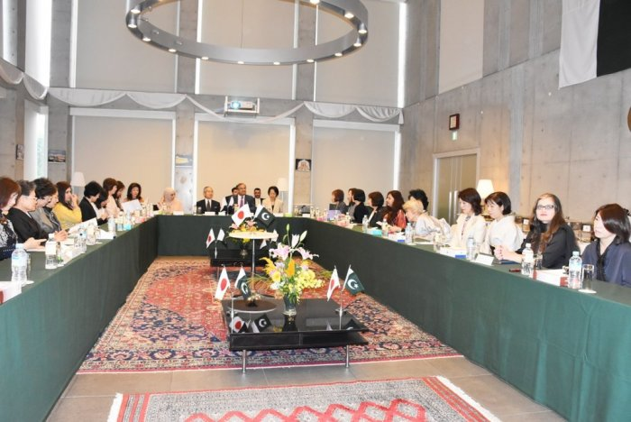 International Friend Exchange Council's Delegation
